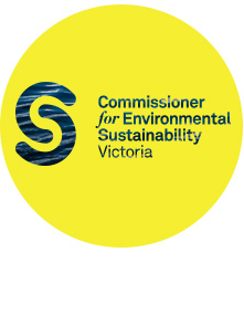 Commissioner for Environmental Sustainability logo