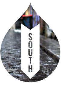 Drupal South Conference logo